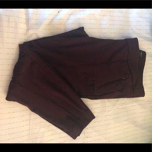 Maroon Loft Legging/Casual Dress Pant.